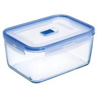 Luminarc Vorratsdose Pure Box Active 2900ml mit Deckel rechteckig hoch href=