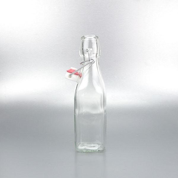 Flaschen mit Bügelverschluss 250ml