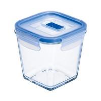 Luminarc Vorratsdose Pure Box Active 750ml mit Deckel - quadratisch hoch href=