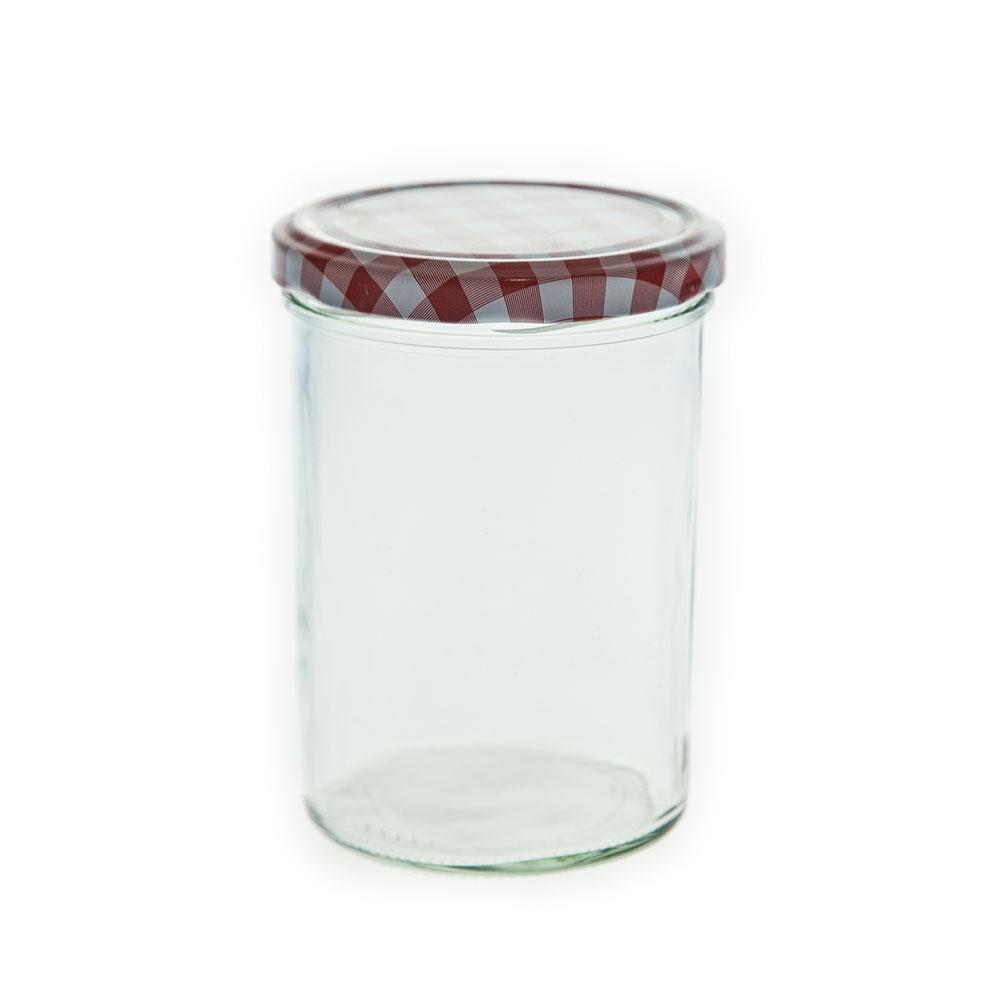 sturzglas 440 ml mit schraubverschluss schraubverschlussgl ser einmachgl ser einkochzeit. Black Bedroom Furniture Sets. Home Design Ideas