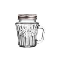 Kilner Mini Vintage Trinkglas mit Griff 110ml klar href=