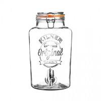 Kilner Getränkespender aus Glas 8 Liter href=