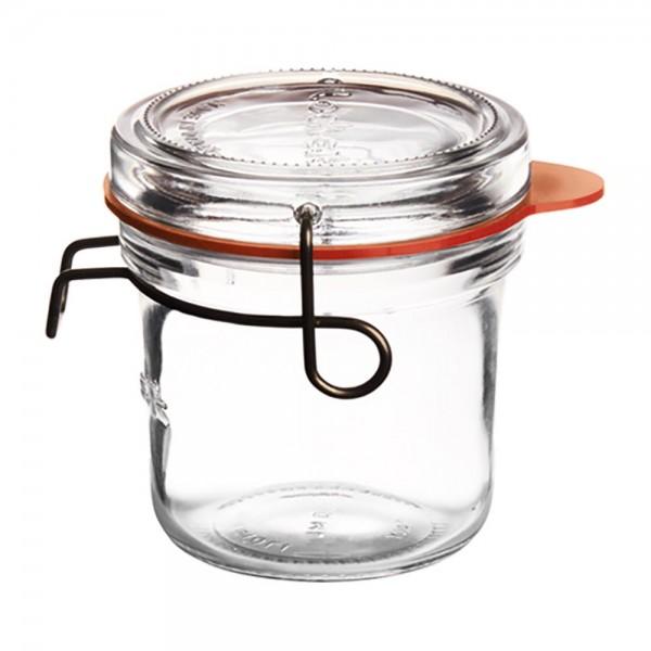 Lock-Eat Einmachglas mit Deckel 20cl