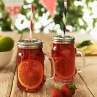 Kilner Trinkglas mit Griff 0,4 Liter klar href=